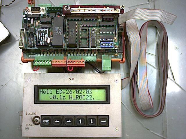 PLC + HMI