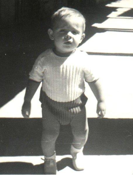 Clint Eastwood de joven