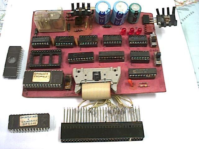 Grabador de EPROM para Spectrum