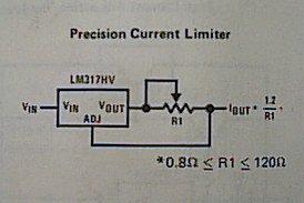 Cargador LM317