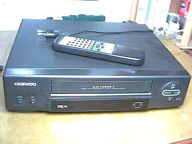 Video VHS moderno