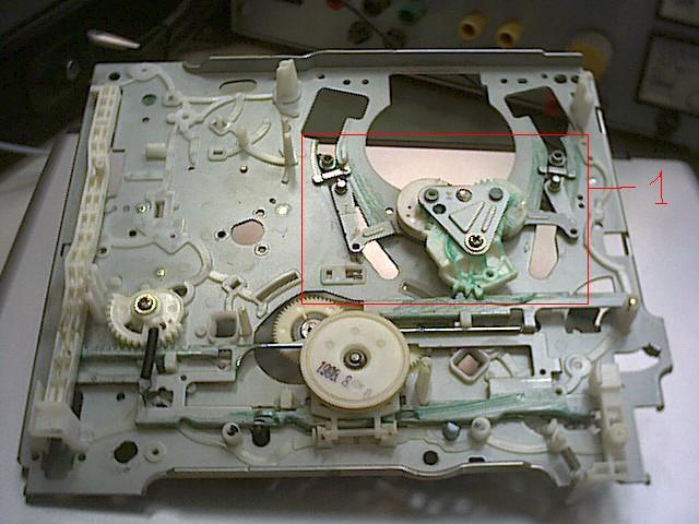 Chasis mecánico