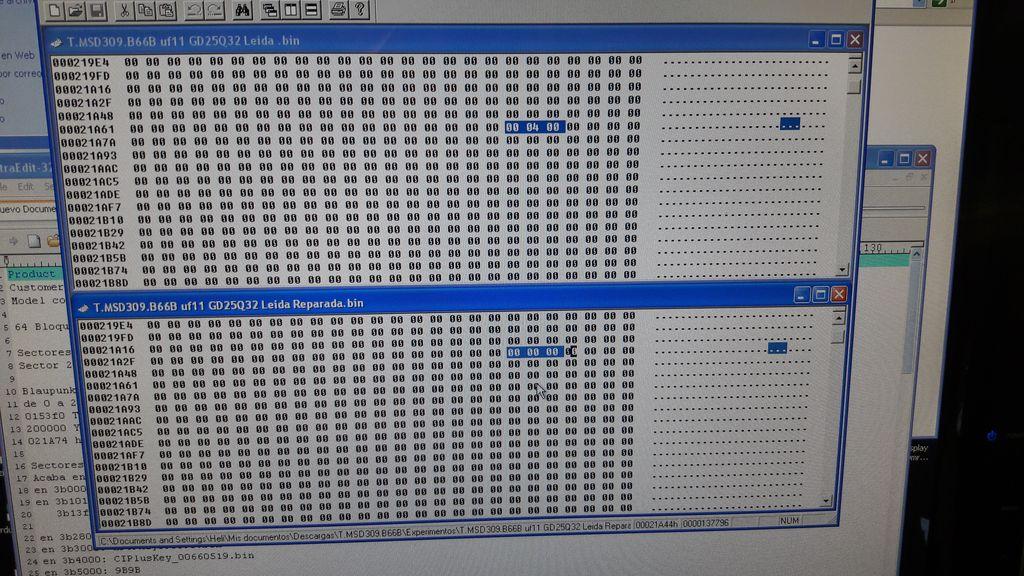 El caso de los firmwares corruptos  SPI EEPROM 25Qxx | Heli